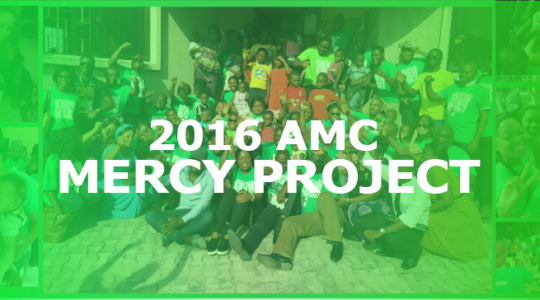 AMC Mercy Project 2016