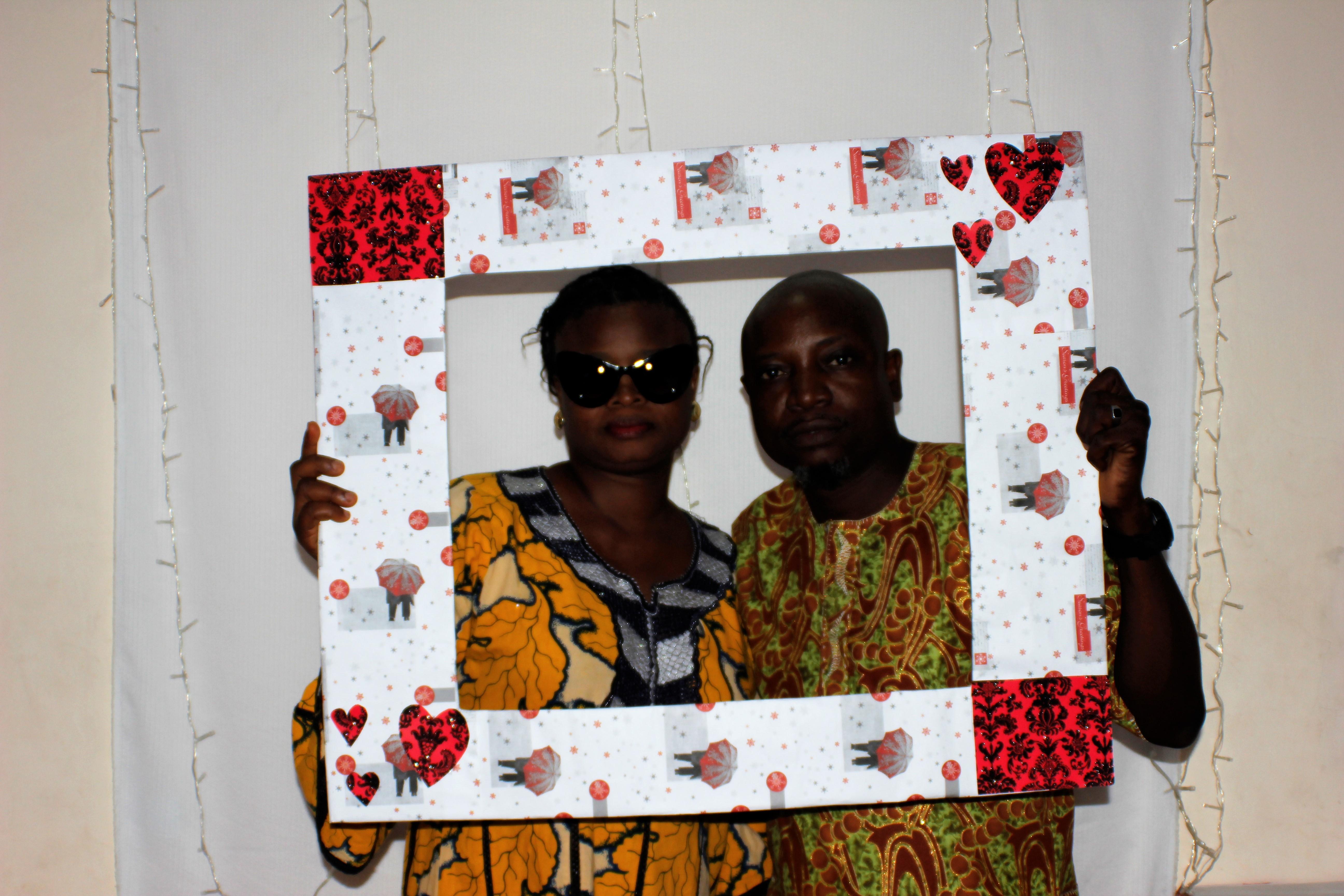 Taiwo and Wife